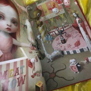 Mark Ryden Fushigi Circus 2006 2nd Ed Red Cover